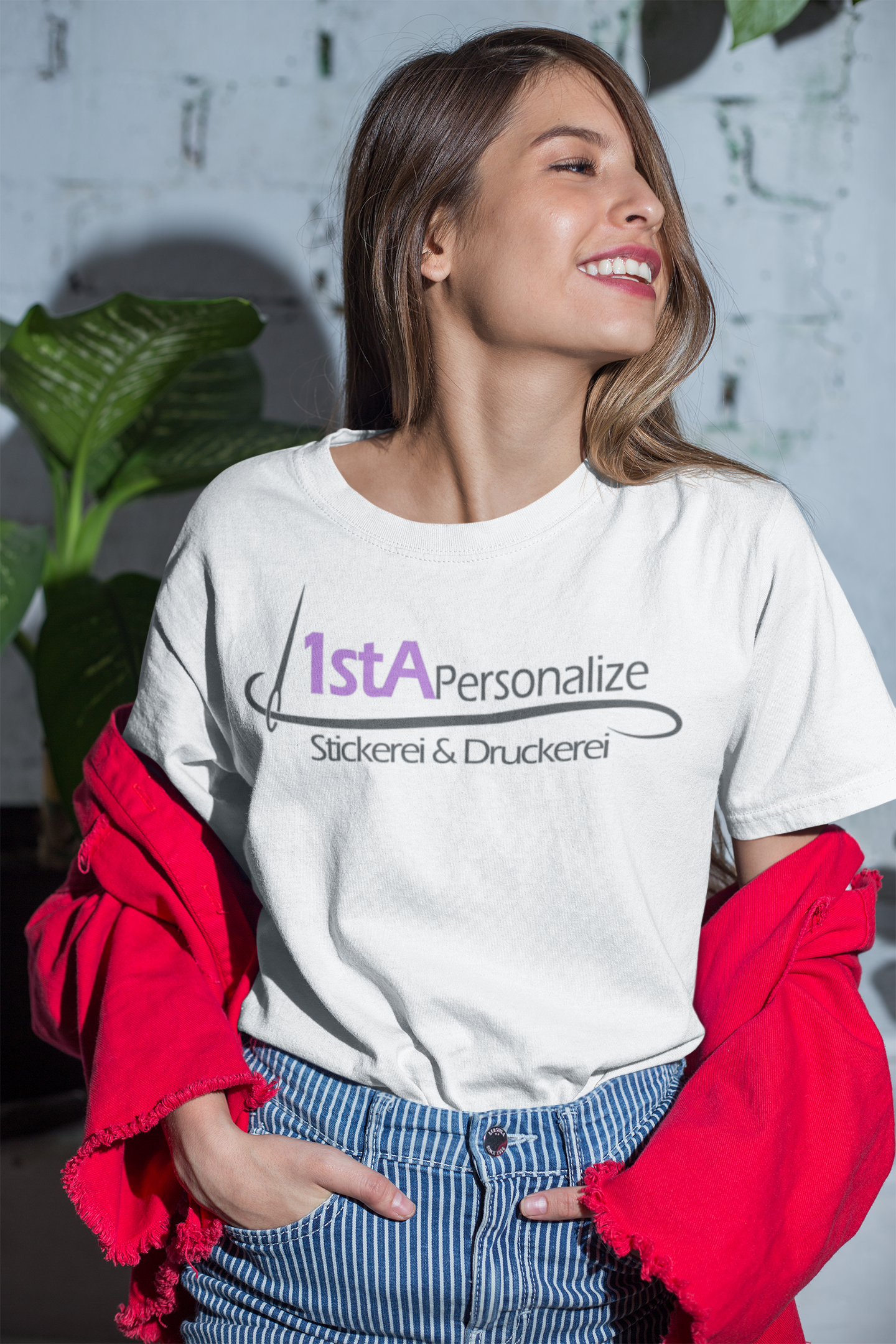 Shirt T-Shirt 1stA 1stA Personalize
